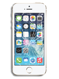 החלפת מסך LCD+מגע Apple iPhone 5s אפל
